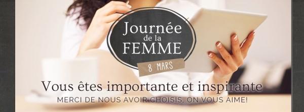 Journée de la femme 8 mars