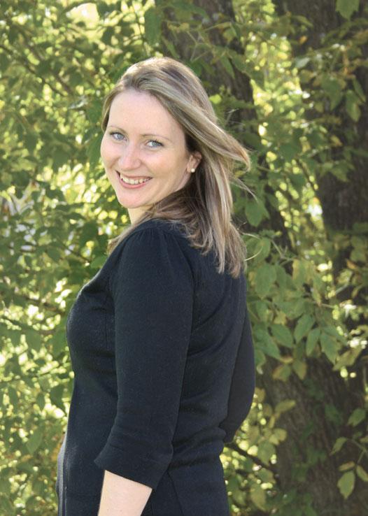 Caroline Bastien, designer graphique laurentides, Qc